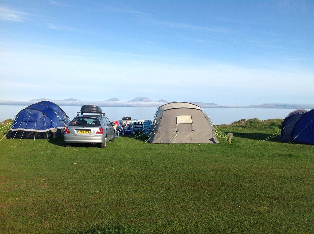 Campsites in Argyll