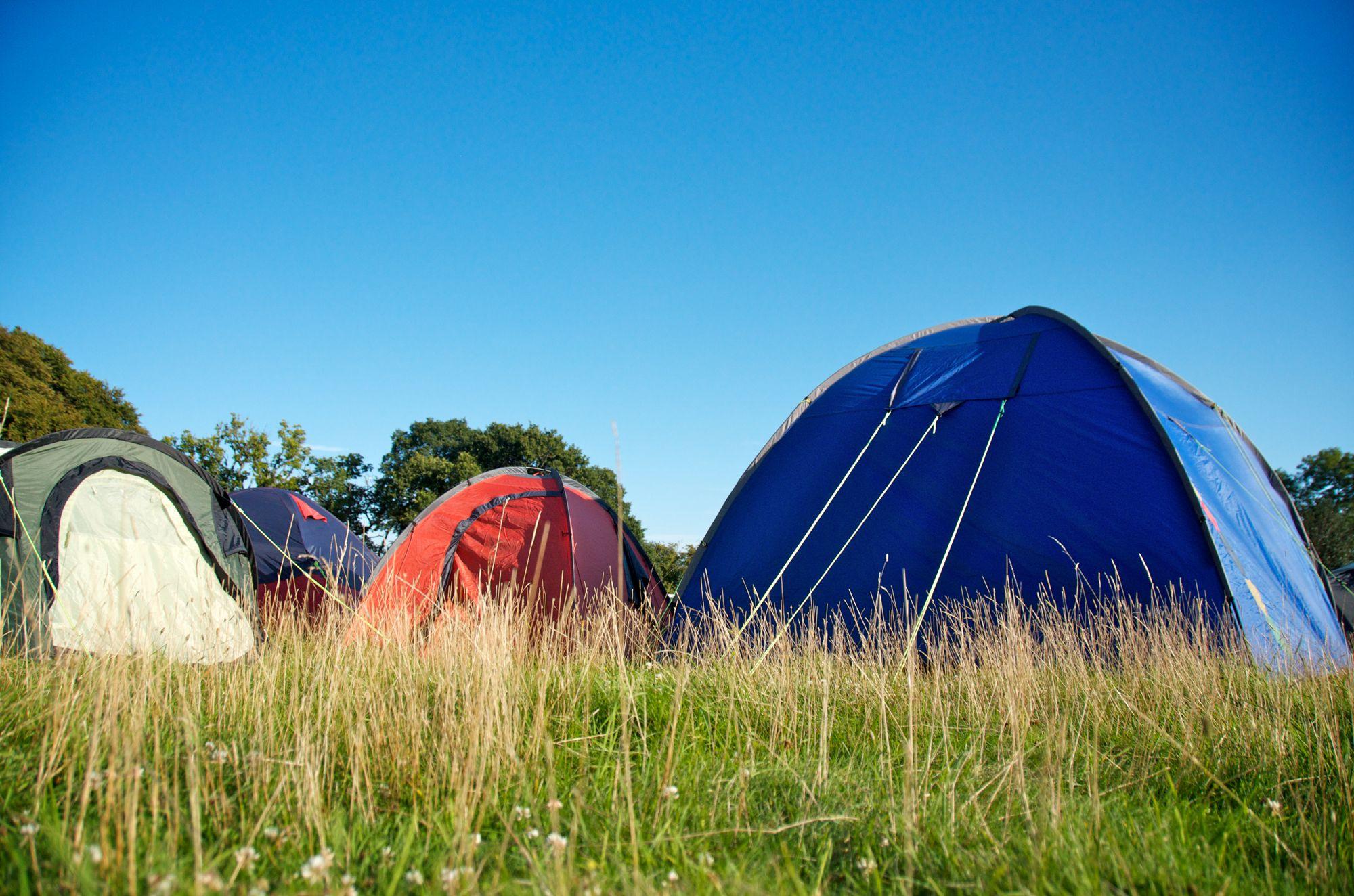 Folly Farm Campsite