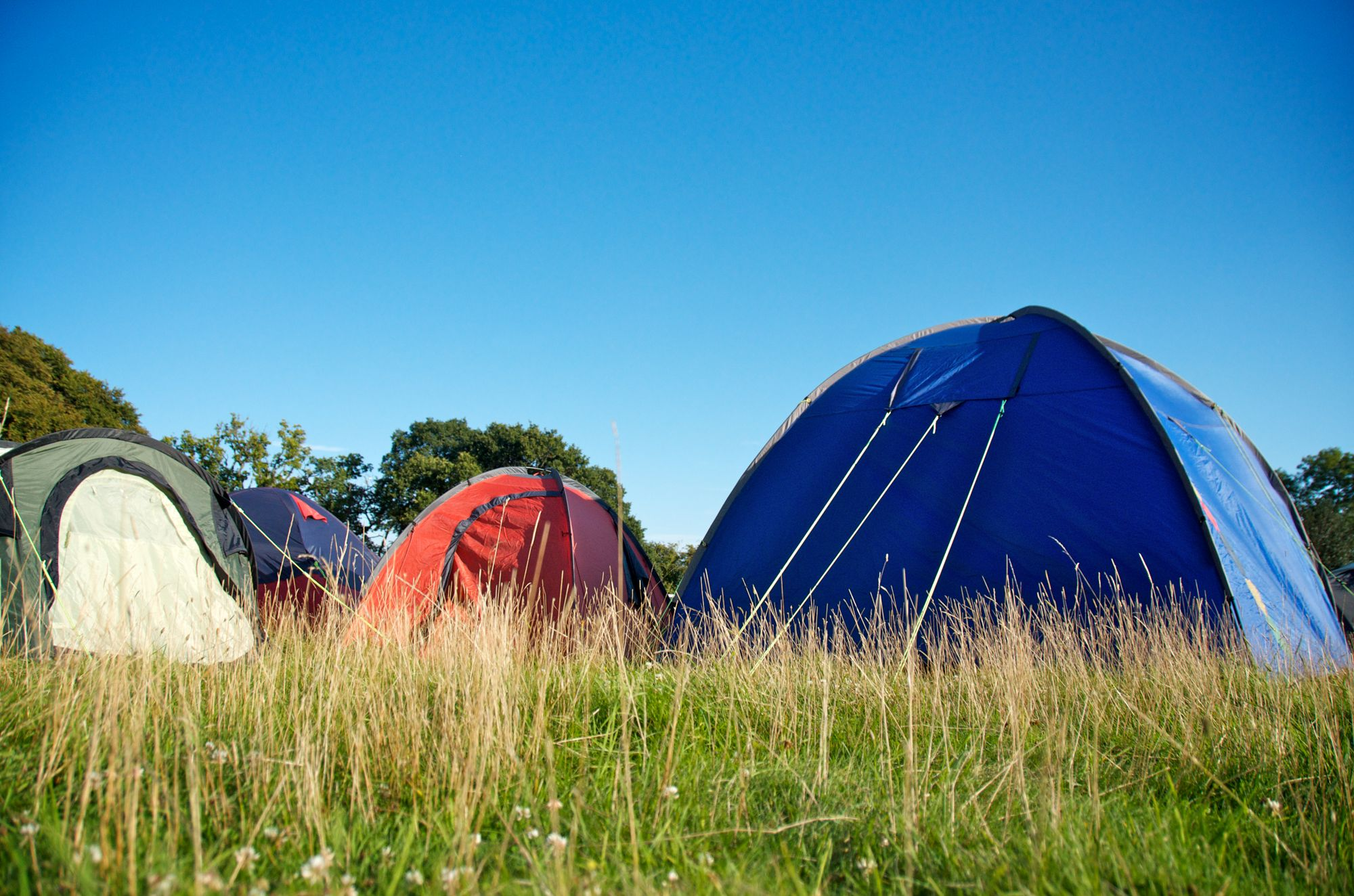 Campsites in Bourton-on-the-Water holidays at Cool Places