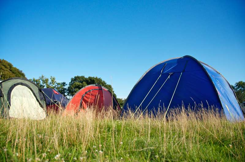Folly Farm Campsite Folly Farm Bourton-On-The-Water Near Cheltenham Gloucestershire GL54 3BY