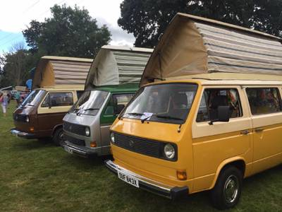 PopTop Campervan Hire Pop Top Camper Van Hire, 42 High Street, Halberton, Devon EX16 7AG