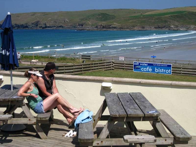 Best British Seaside Cafés