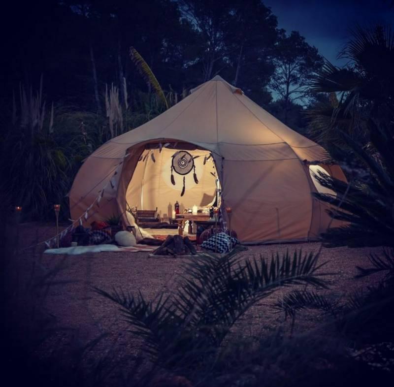 Sirius Luna Tent