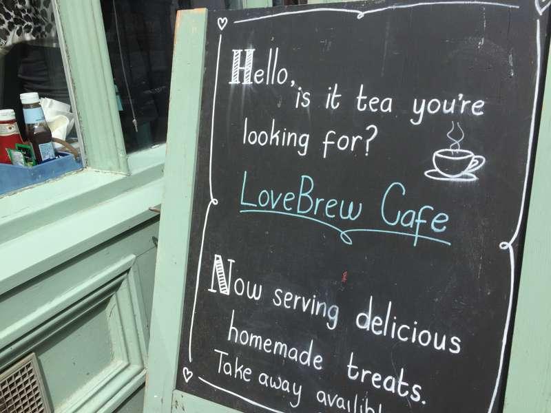 LoveBrew Café