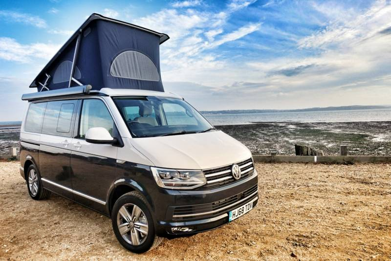 Campervan Hire in Hampshire | Motorhome Rental in Hampshire