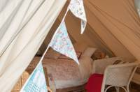 Newton Wonder - Bell Tent