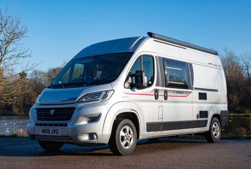 Auto-Trail Tribute 669