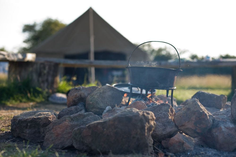 Campsites in West Sussex