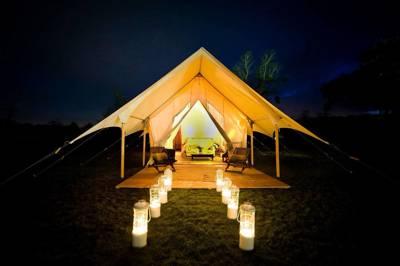 15 of the best UK luxury campsites