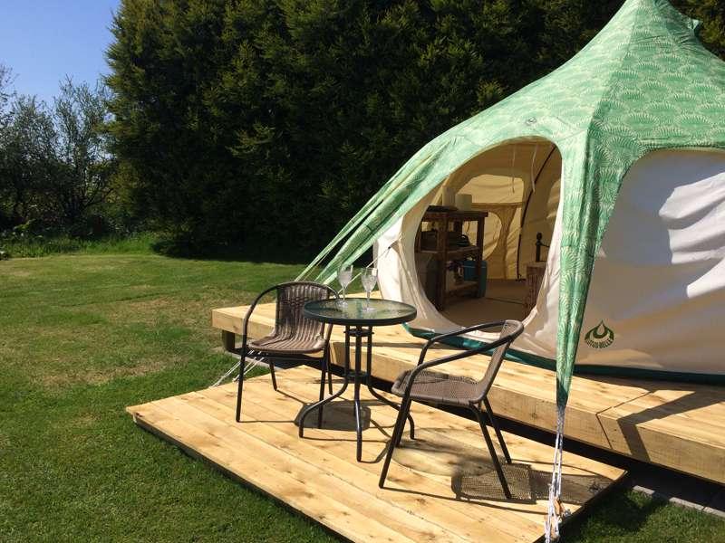 Hazel - Lotus Bell Tent