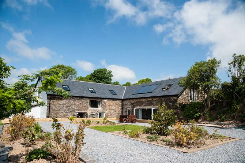 Thorn Farm Barn Thorn Farm Totnes Devon TQ9 7NF