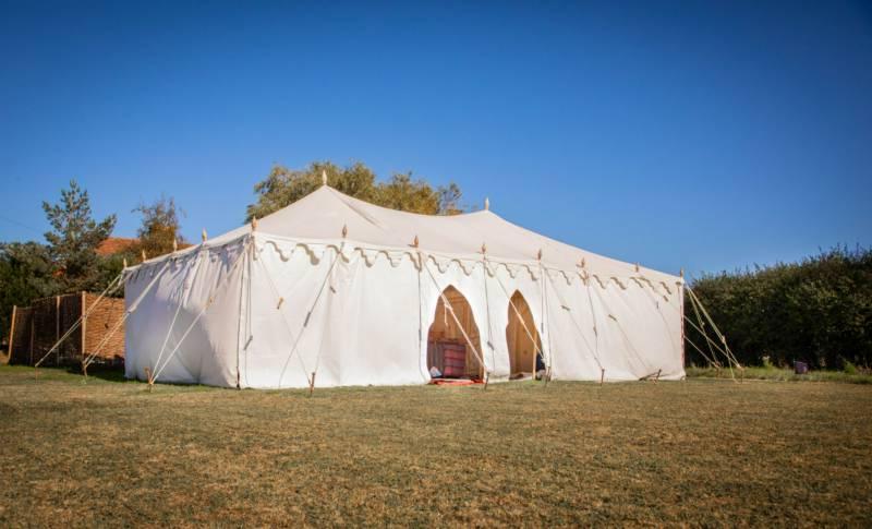 The Haveli Tent