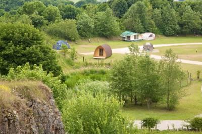 Rivendale Rivendale Caravan & Leisure Park, Buxton Road, Alsop-en-le-Dale, Ashbourne, Derbyshire, DE6 1QU