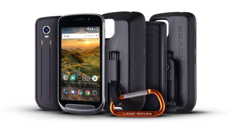 Land Rover Explore Phone – Gear Review
