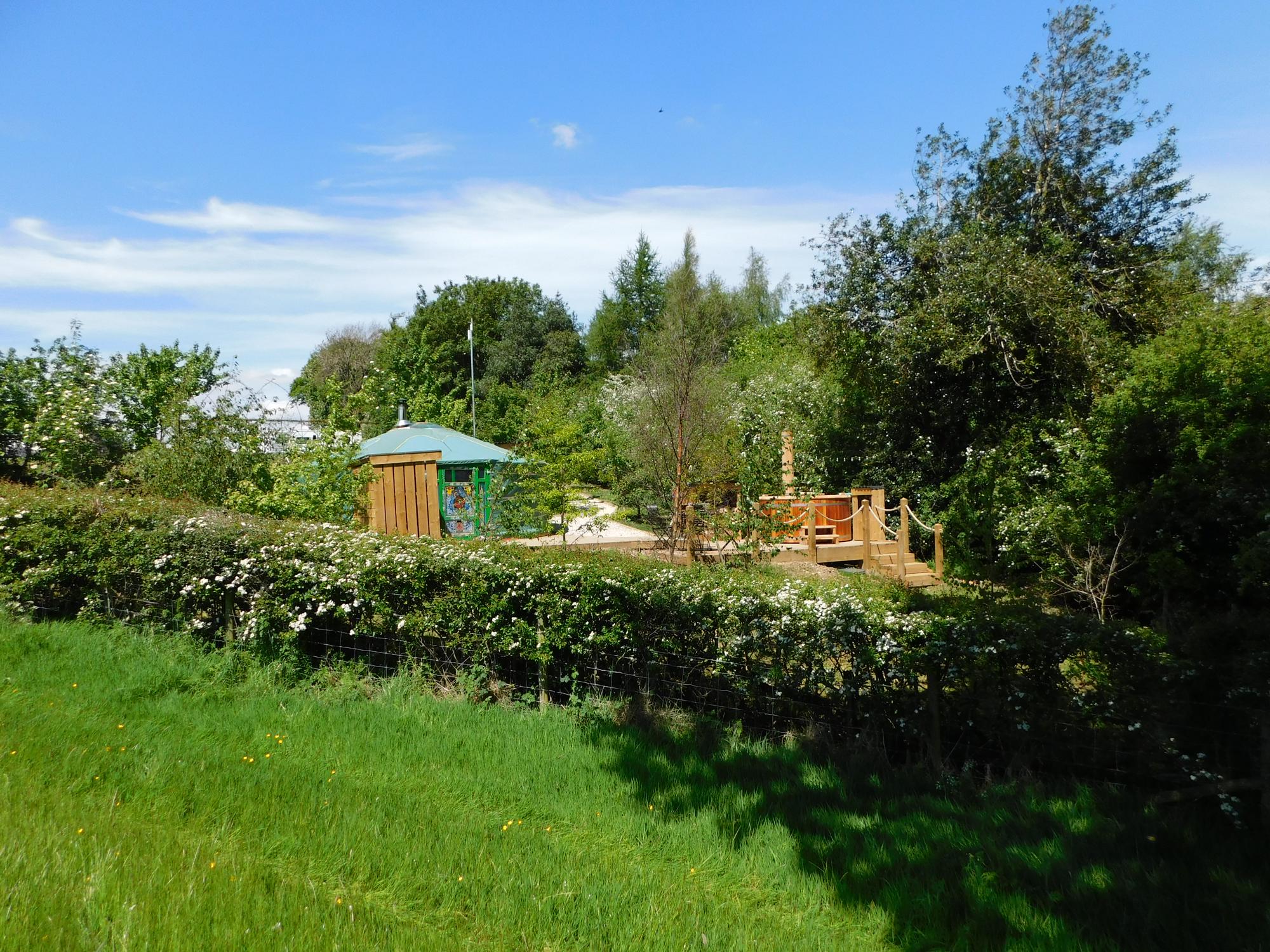 Campsites in Hartington holidays at Cool Camping