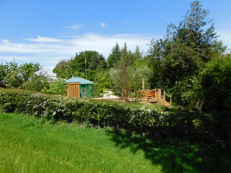 Gaia's Hideaway Upper Hurst Farm, Hulme End, Near Hartington, Buxton, Derbyshire SK17 0HH