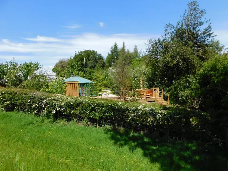 Gaia's Hideaway Yurt