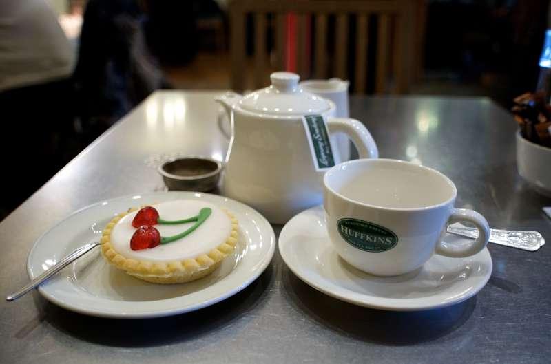Huffkins Tea Rooms