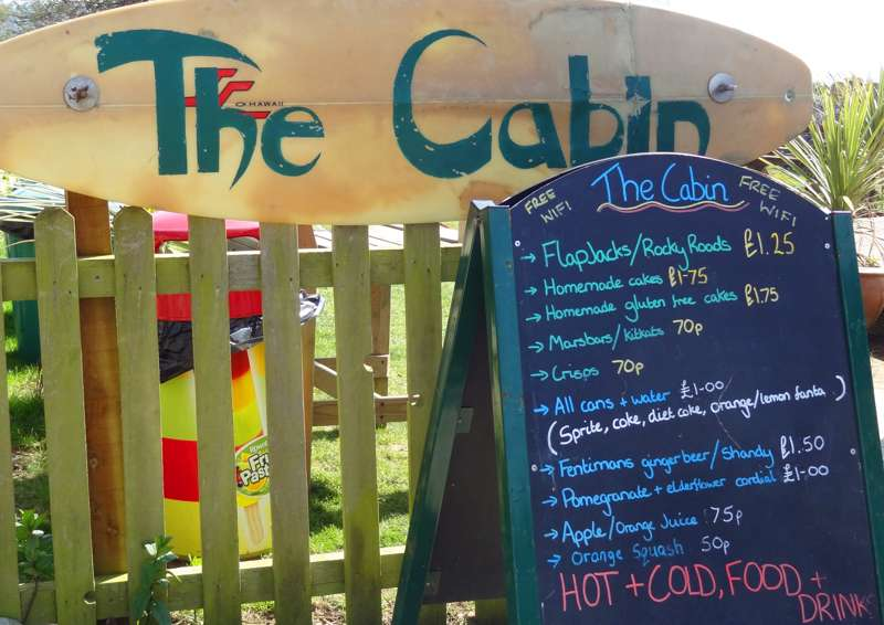 The Cabin Beach Café
