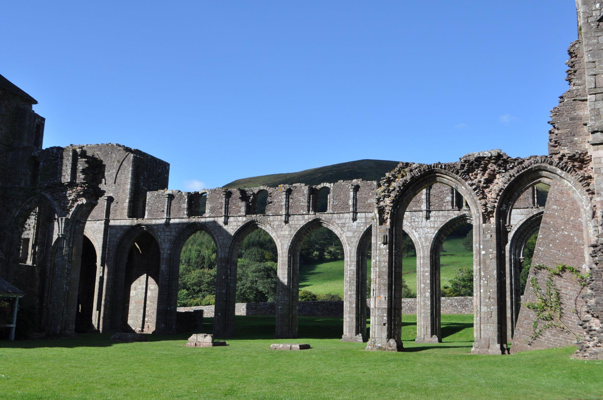 Llanthony Camping | Campsites in Llanthony, Brecon Beacons