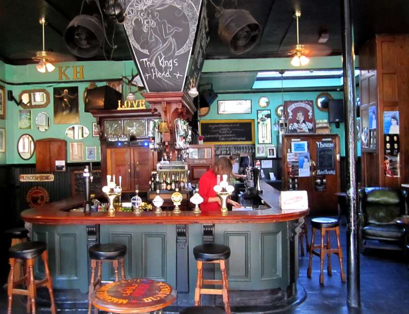 King's Head Theatre Pub