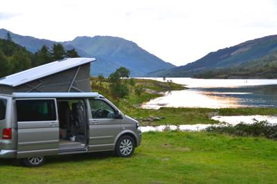 Campervan Hire – a beginner's guide to renting a motorhome