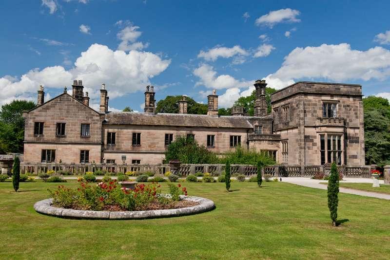 YHA Ilam Hall Ilam Hall, Ilam, Ashbourne, Derbyshire, DE6 2AZ