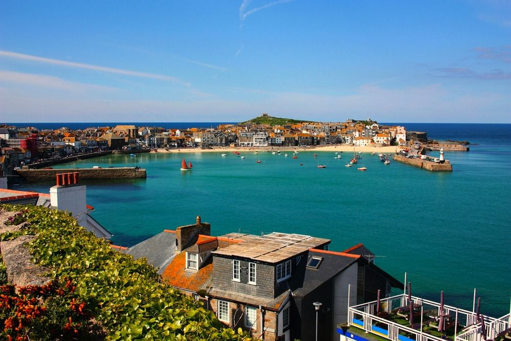 Hotels in St. Ives holidays at Cool Places