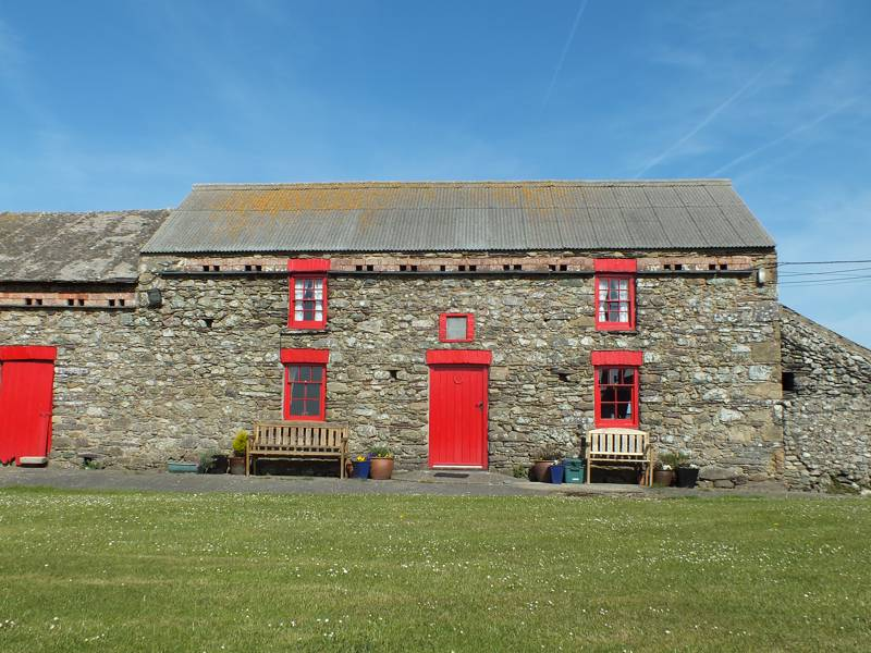 Treginnis Cottages Treginnis Uchaf Farm, St Davids, Pembrokeshire, Wales, SA62 6RS