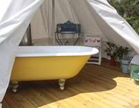 Little Links Yurt