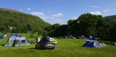 Grawen Caravan and Camping Park Cwm-Taff, Merthyr Tydfil, Mid Glamorgan CF48 2HS