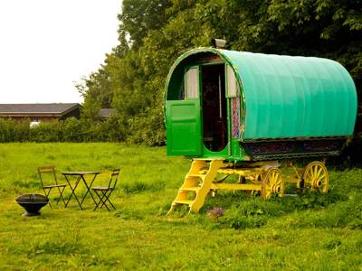 Lancombe Glamping Lancombe Country Cottages, Higher Chilfrome, Maiden Newton, Dorchester, Dorset UK DT2 0HU