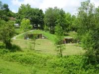 Tree Log House