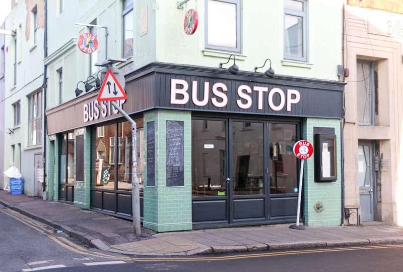Bus Stop restaurant