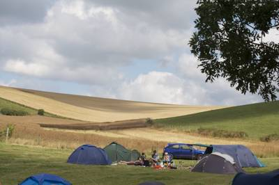 An isolated walker's paradise hidden sweetly on the South Downs Way.
