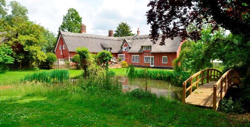 Walking holiday B&Bs – UK B&Bs for walkers - Cool Places to Stay in the UK