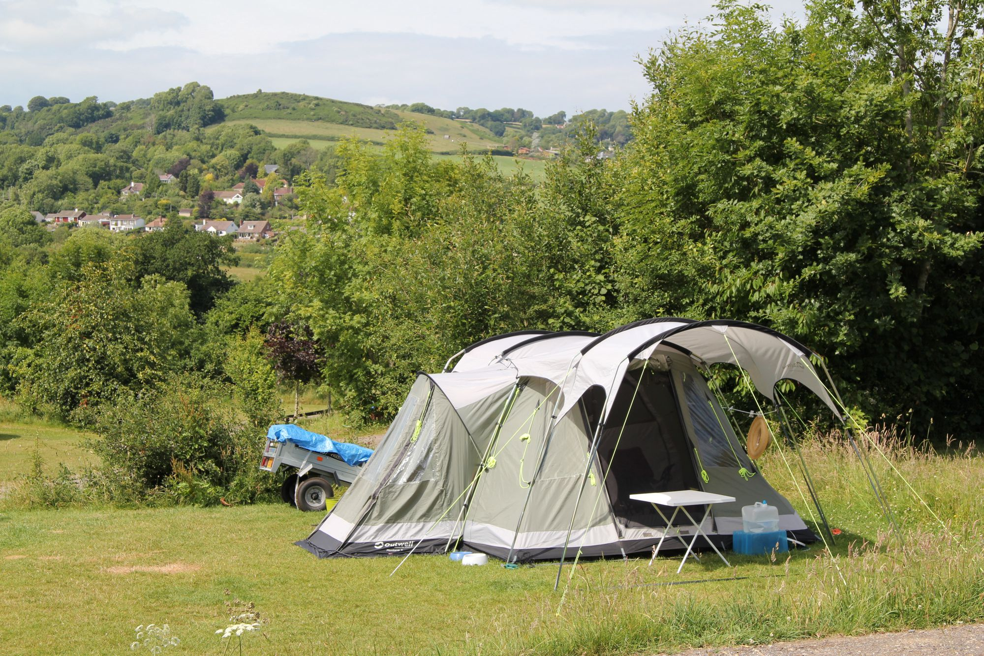 Campsites in Sidmouth & Seaton – I Love This Campsite