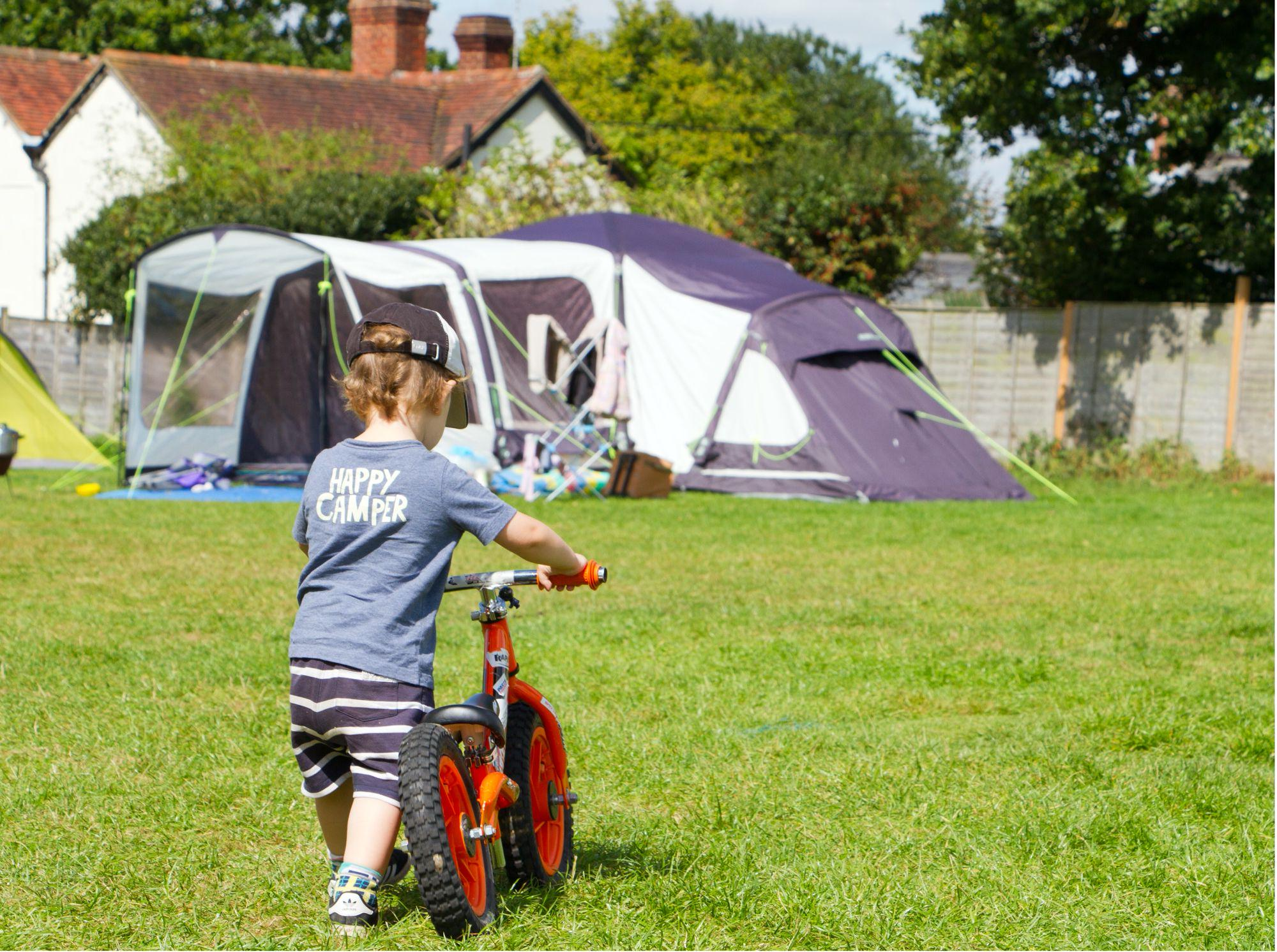 Family Camping in the New Forest | Family-Friendly Campsites