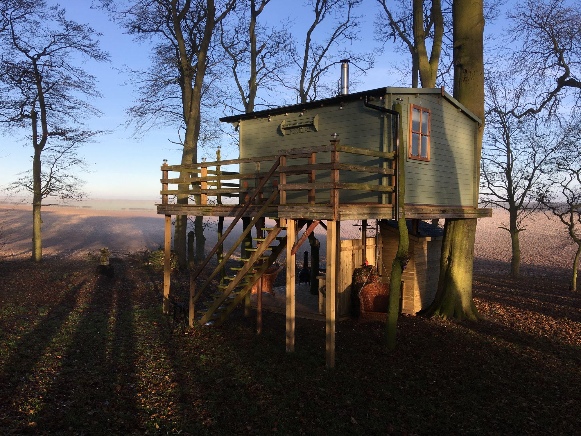 Campsites in Scarborough holidays at Cool Places