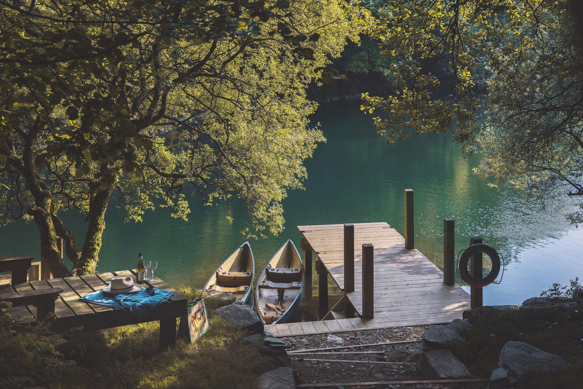 Cornish Tipi Holidays & Camping