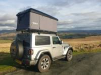 Austin - Jeep Wrangler Overland with Tentbox