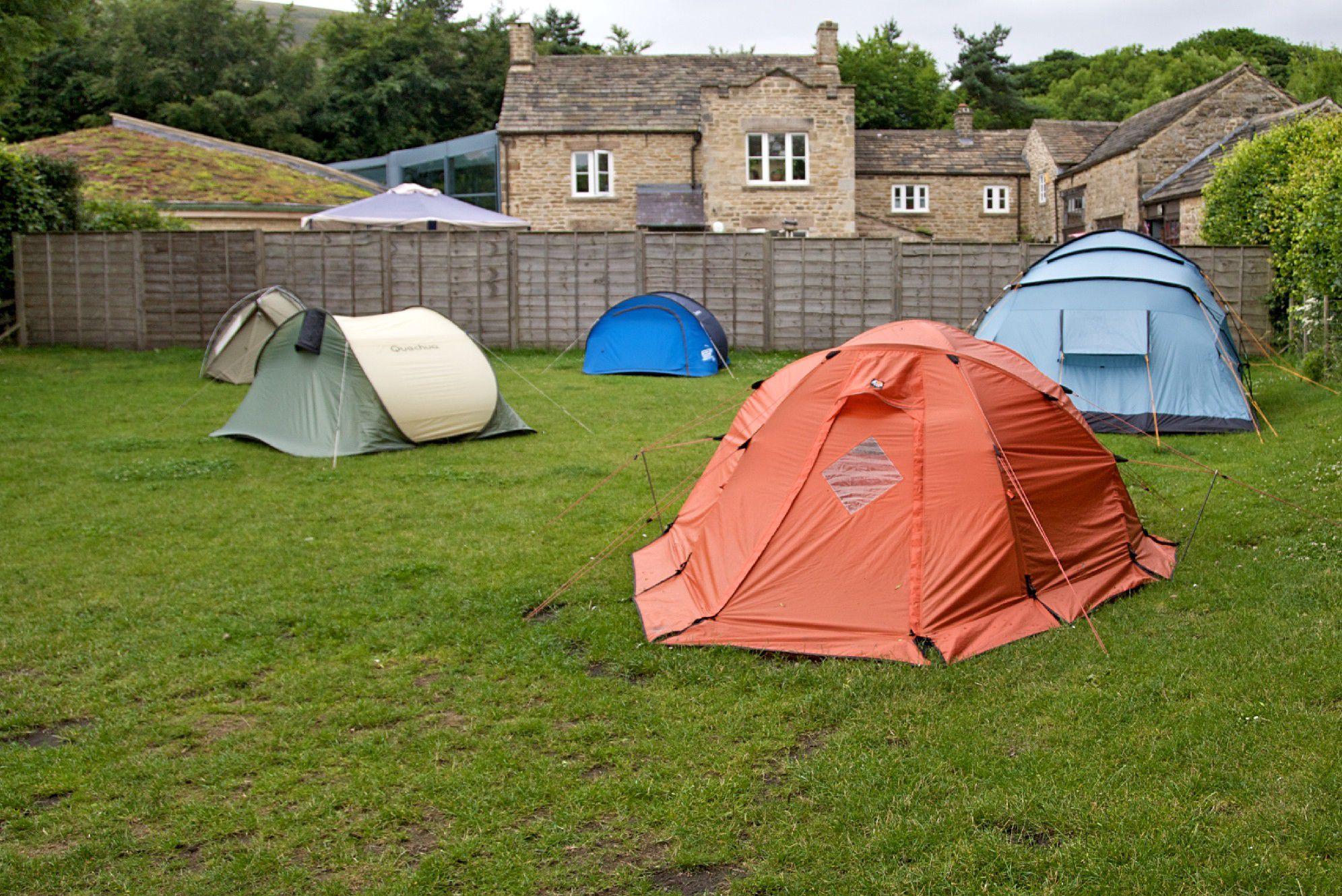 Fieldhead Campsite, Edale