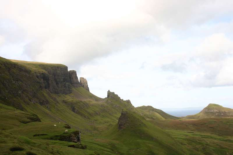 Walking on Skye