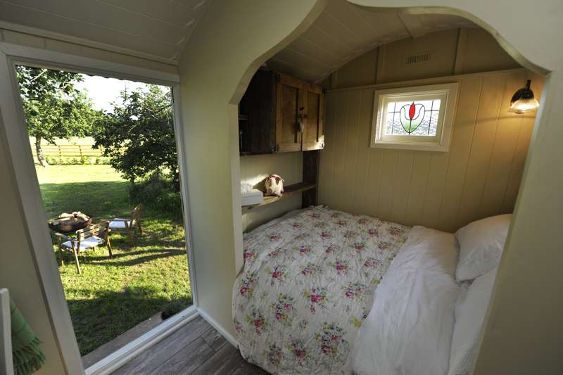 Buttercrambe Shepherd's Hut York