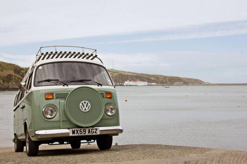 Campervan Hire in Haverfordwest | Motorhome Rental in Haverfordwest