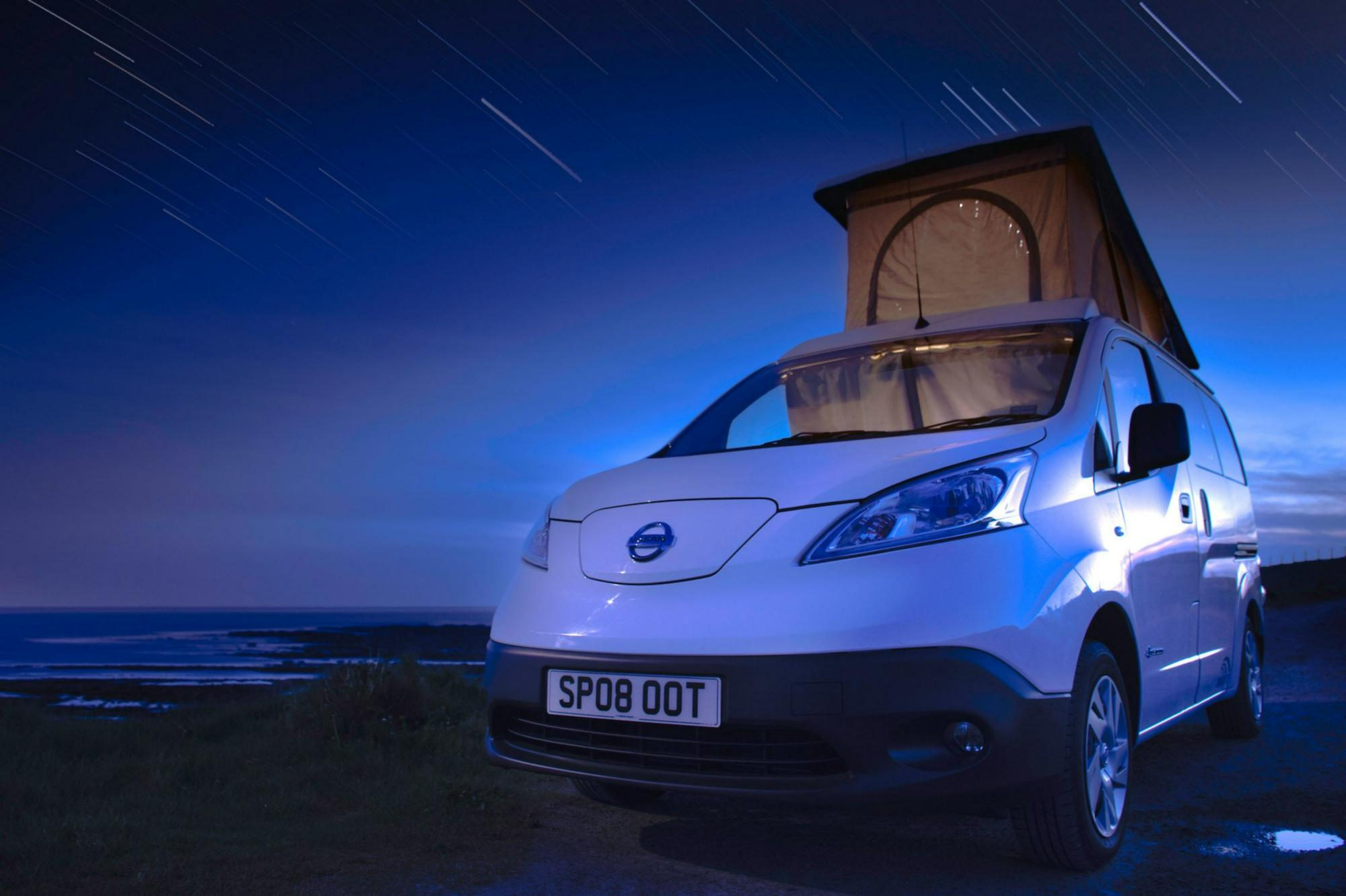 Electric Campervan Hire | Eco-Friendly Electric Motorhome Rental