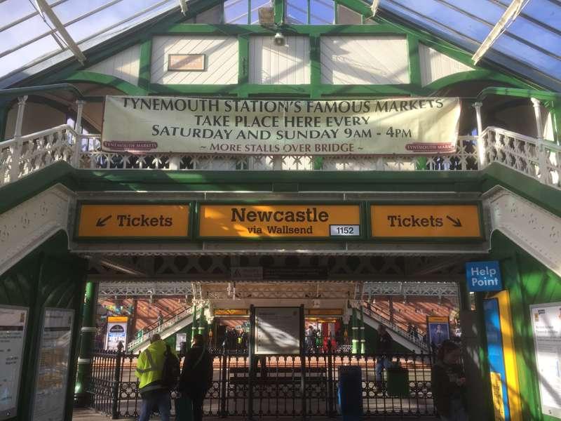 Tynemouth Market