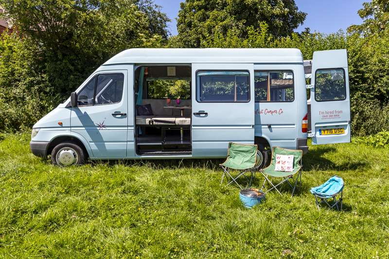 Campervan Hire   The best Campervan, RV or Motorhome for