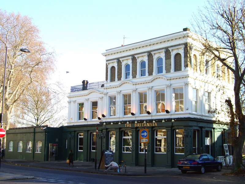 The People's Park Tavern