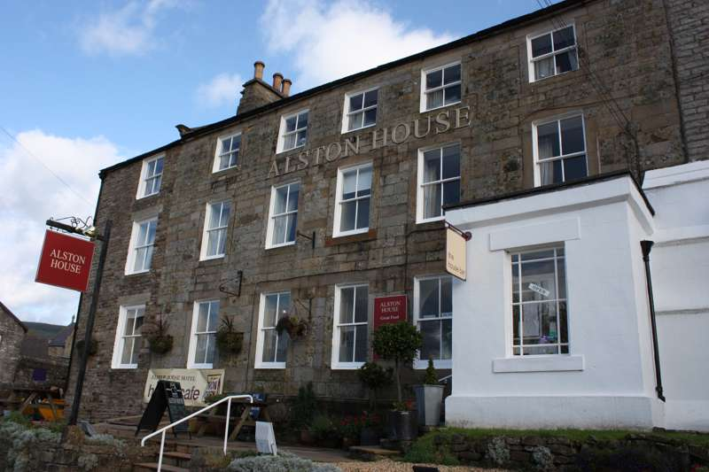 Alston House Hotel Townfoot, Alston, Cumbria CA9 3RN